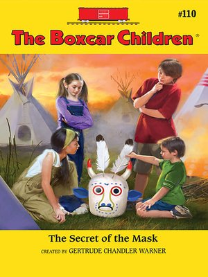 cover image of The Secret of the Mask