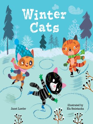 cover image of Winter Cats
