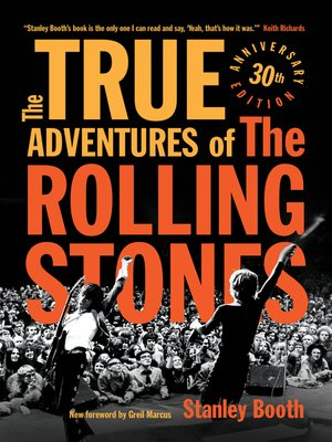 cover image of The True Adventures of the Rolling Stones