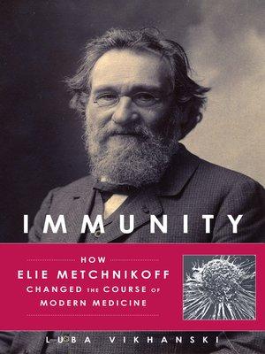 cover image of Immunity