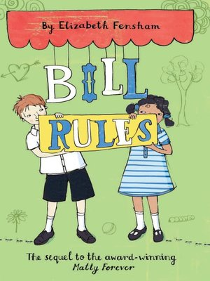 cover image of Bill Rules