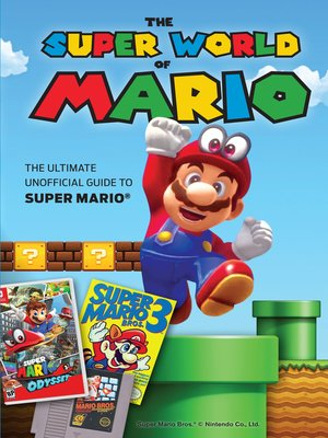 cover image of The Super World of Mario