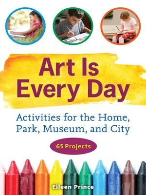 cover image of Art Is Every Day