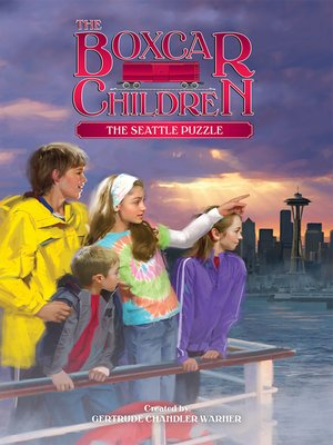cover image of The Seattle Puzzle