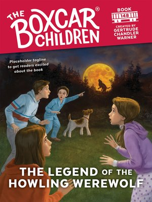 cover image of The Legend of the Howling Werewolf