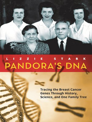 cover image of Pandora's DNA