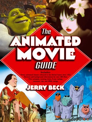 cover image of The Animated Movie Guide