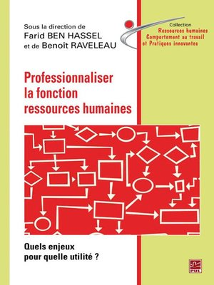 cover image of Professionnaliser la fonction ressources humaines