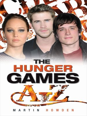 cover image of The Hunger Games A-Z