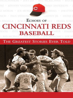 cover image of Echoes of Cincinnati Reds Baseball
