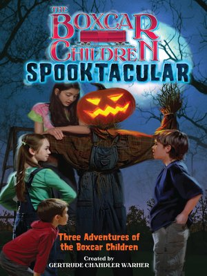 cover image of Spooktacular Special