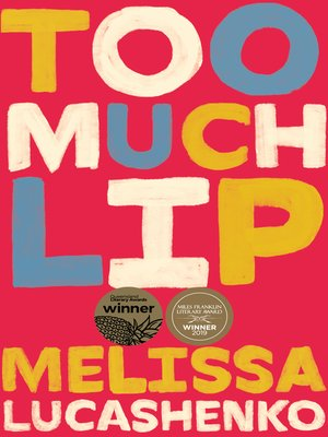 cover image of Too Much Lip