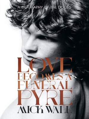 cover image of Love Becomes a Funeral Pyre