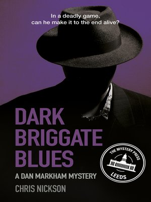 cover image of Dark Briggate Blues