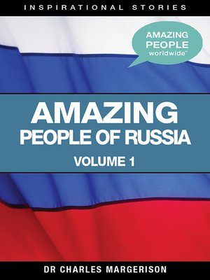 cover image of Amazing People of Russia