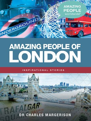 cover image of Amazing People of London