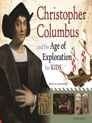 cover image of Christopher Columbus and the Age of Exploration for Kids
