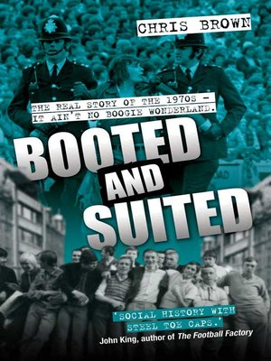 cover image of Booted and Suited
