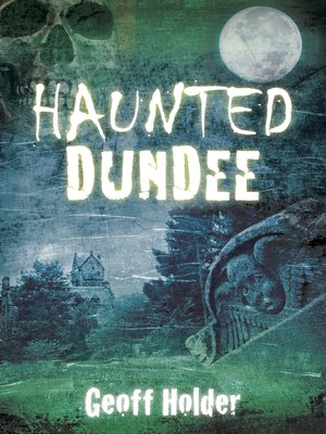 cover image of Haunted Dundee