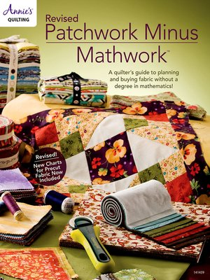 cover image of Revised Patchwork Minus Mathwork