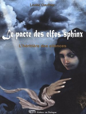 cover image of Le pacte des elfes-sphinx 2