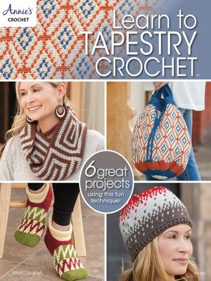 cover image of Learn Tapestry Crochet