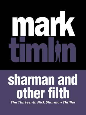 cover image of Sharman and Other Filth