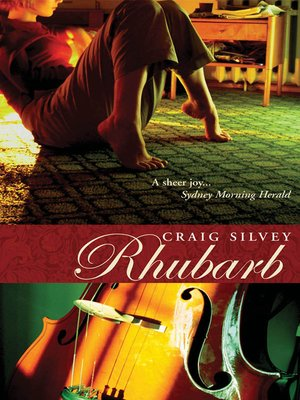 cover image of Rhubarb