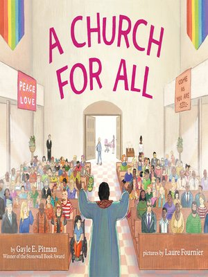 cover image of A Church for All