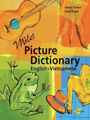 cover image of Milet Picture Dictionary (English–Vietnamese)