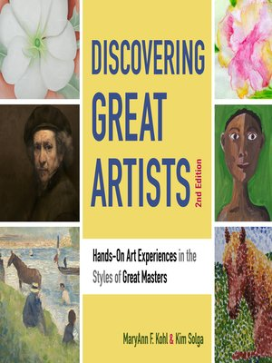 cover image of Discovering Great Artists