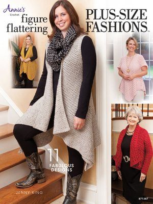 cover image of Figure Flattering Plus-Size Fashions