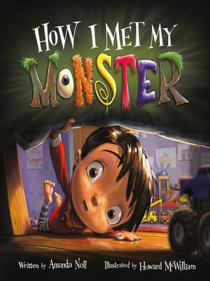 cover image of How I Met My Monster