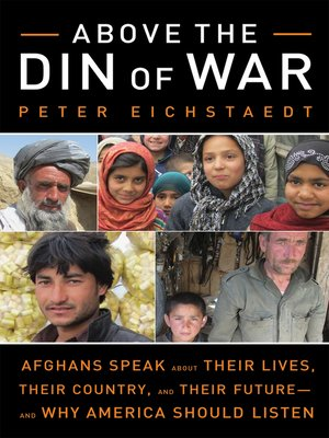 cover image of Above the Din of War