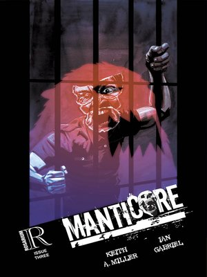cover image of Manticore 3