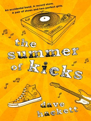 cover image of The Summer of Kicks