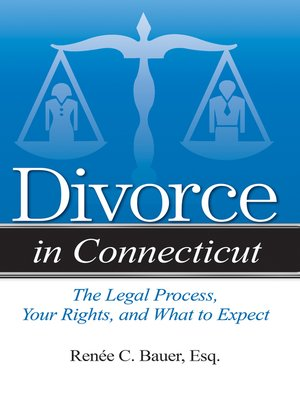 cover image of Divorce in Connecticut