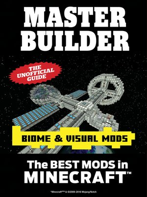 cover image of Master Builder Biome & Visual Mods