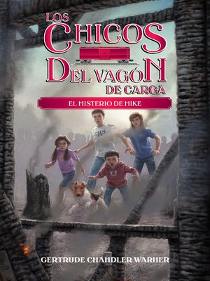 cover image of El misterio de Mike