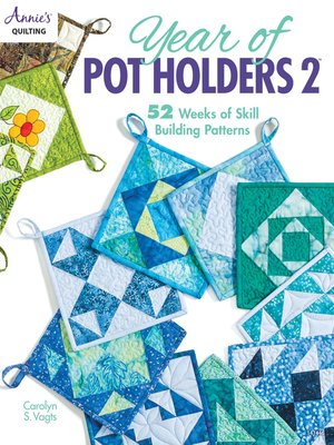 cover image of Year of Pot Holders 2