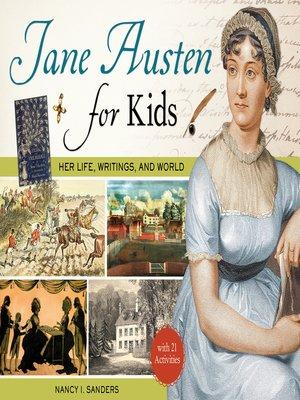 cover image of Jane Austen for Kids