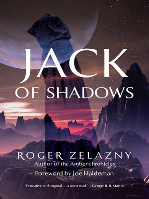 cover image of Jack of Shadows