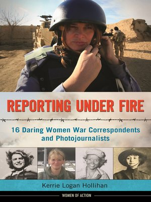 cover image of Reporting Under Fire