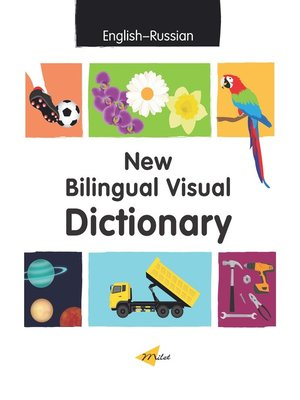 cover image of New Bilingual Visual Dictionary (English–Russian)