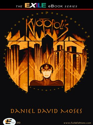 cover image of Kyotopolis