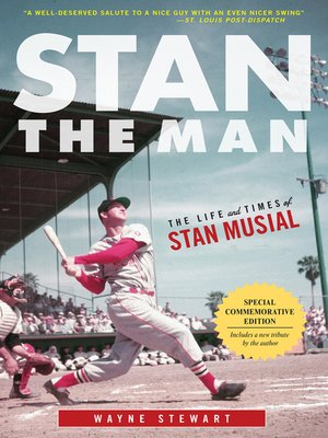 cover image of Stan the Man