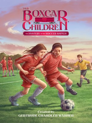 cover image of The Mystery of the Soccer Snitch