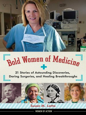 cover image of Bold Women of Medicine