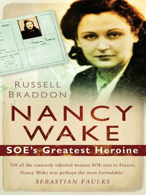 cover image of Nancy Wake