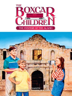cover image of The Mystery at Alamo